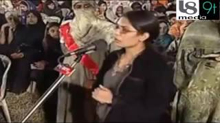 Brave Hindu Girl Question to Confused Zakir Naik...!!
