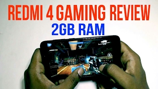 Xiaomi Redmi 4 Gaming Review 2gb Variant.