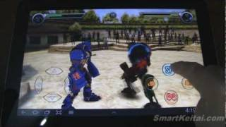 Real Steel for Android & iOS (reviewed on Droid Bionic, Galaxy Tab 10.1)