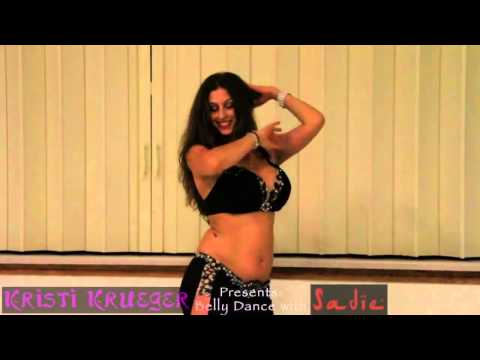 Hot belly dance on Afghan jalebi