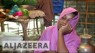 Rohingya survivor: The army threw my baby into a fire