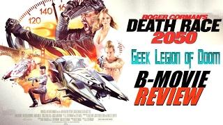 DEATH RACE 2050 ( 2017 Manu Bennett ) Sci-Fi / B-MOVIE REVIEW