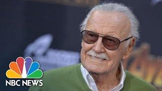 Stan Lee, Marvel Comics Creator, Dead At 95 | NBC News