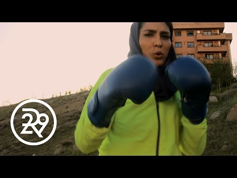 The Best Fighter In Iran Is A Woman Tehran Unveiled Refinery29