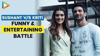 Sushant Singh Rajput And Kriti Sanon Raabta Movie Interview | How Well Do They Know Each other