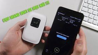 Mở hộp và trên tay nhanh bộ phát wifi di động của TOTOLINK