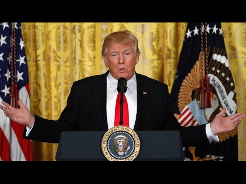Trump Full Press Conference 2 16 17 ABC News