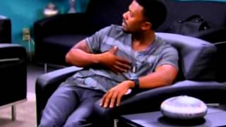 The Rickey Smiley Show- Solo we can't hear