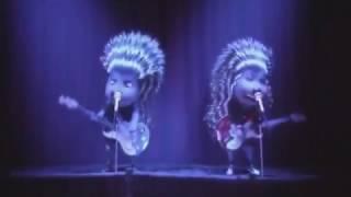 I Don't Wanna - Ash&Lance SING Scene