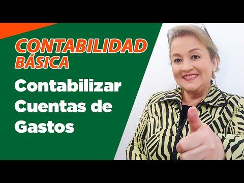 18. Contabilización con Cuentas de Gastos_Dos Ejemplos : ElsaMaraContable