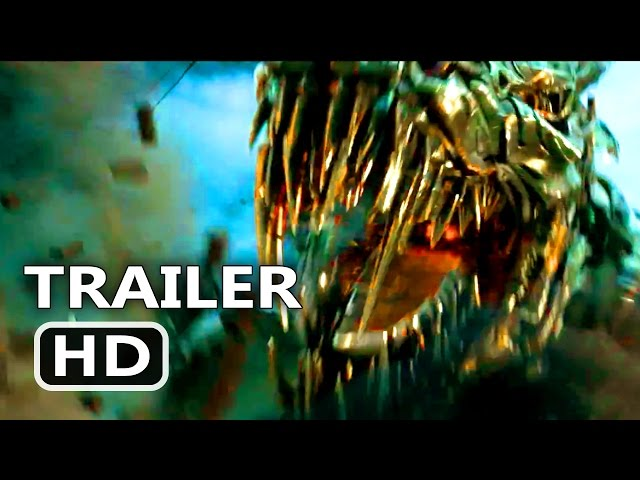 TRANSFORMERS 5 - FINAL Trailer (The Last Knight, 2017)