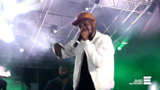 BLACKNATION VIDEO NETWORK presents KWESTA (LIVE AT BACK TO THE CITY)
