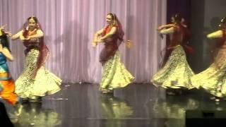 Group Chakkar Holi festival Moscow