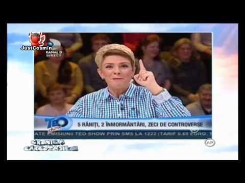 Cronica Carcotasilor 12.03.2014 Balbe si tampenii televizate P1 Sezon Nou