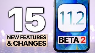 iOS 11.2 Beta 2 Released! 15 Features & Changes