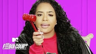 B. Simone Gets These F*** Boys In Order 👩‍⚖️ | Wild 'N Out | MTV
