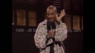 JB Smoove  - 1996 Def Comedy Jam