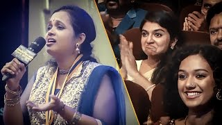 Padmalatha's mesmerizing voice, sings Kadhalaam from Uttama Villain