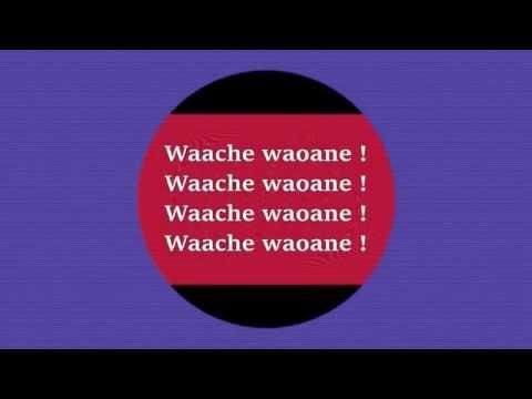 Chege Ft Diamond Platnmuz - Waache Waoane [ LYRICS ]