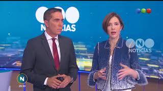 La visita de Aníbal Fernández a Julio De Vido – Telefe Noticias