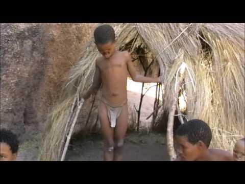 The San people Bushmen