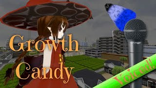 [Sizebox] Giantess Growth - Halloween Special - Growth Candy [VOICED]