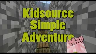 Kidsource Simple Adventure Map