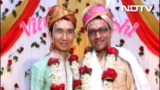"Indian Techie Marries Gay Partner, Says ""Need To Claim Our Culture Back"""