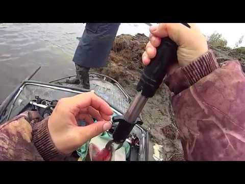 рыбалка на озере ваштор