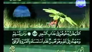 سورة لقمان بصوت القارئ سعد الغامدي