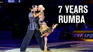 7 Years Rumba | Gabi & Anna | DanceSport Total