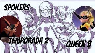 Miraculous Ladybug Temporada 2.- ¡Nuevas noticias y capítulo 7!