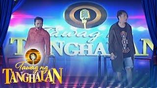 Drama Sa Tanghalan: Jhong and Juliet paminta hugot