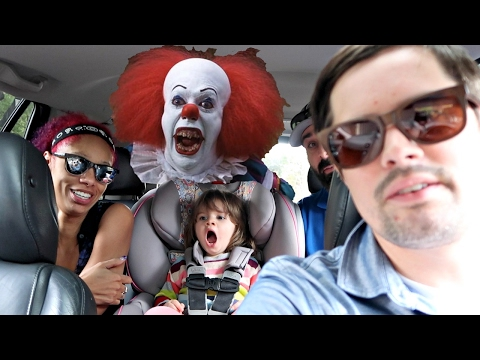 CLOWN PRANK MAKES GIRL CRY Happy Valentine s Day