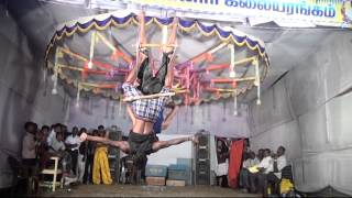Tamil Village New Adal Padal Dance 2014
