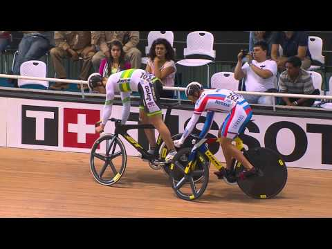 Mens Sprint Bronze 2014 UCI Track Worlds