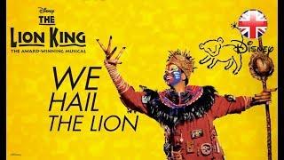 LION KING MUSICAL | Circle of Life Sing-along | Official Disney UK