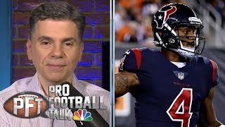 Can Houston Texans' Deshaun Watson become the best QB in AFC? | Pro Football Talk | NBC Sports