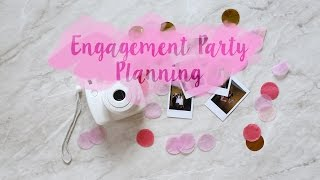 Engagement Party Planning - tips, ideas and styling | Mademoiselle