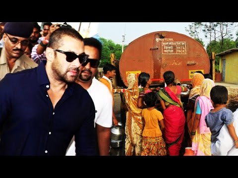 Xxx Mp4 Salman Khan Sends WATER TANKERS To DROUGHT HIT MAHARASHTRA 3gp Sex