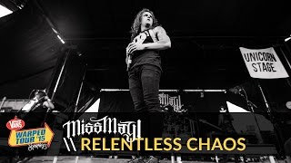 Miss May I - Relentless Chaos (Live 2015 Vans Warped Tour)