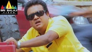 Gullu dada Stepney Movie Comedy Scenes   Adnan Sajid Khan, Aziz Naser   Sri Balaji Video