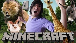 ANIMALEEES!! | Minecraft | Parte 4