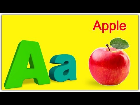 Xxx Mp4 A For Apple ABC Song Nursery Rhymes Poems For Kids 3gp Sex