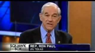 Ron Paul and Frederic Mishkin debate Federal Reserve Audit Bill