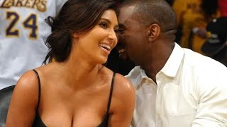 Kanye West Shared Wife Kim Kardashian's Naked Pictures on Social Media
