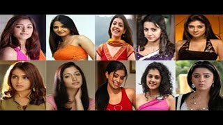 Tollywood Heroines height who is tallest tollywood actress