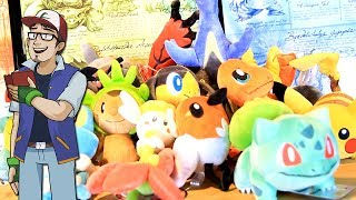 First Japanese Pokémon X and Y Toys!