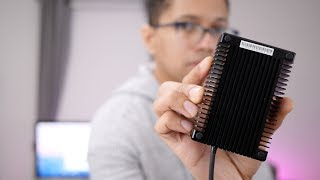 Review: Sonnet Fusion PCIe SSD - a RIDICULOUSLY-FAST external drive!