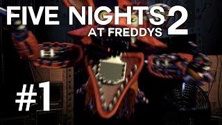 Five Nights at Freddy's 2 | Max e curajos | Episodul 1